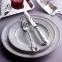 Christofle Ruche PERLES 38 Piece Silver Plated Set LA RUCHE