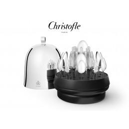 Christofle Ruche ARIA 38 Piece Silver Plated Set LA RUCHE