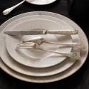 Christofle Ruche JARDIN D'EDEN 38 Piece Silver Plated Set LA RUCHE