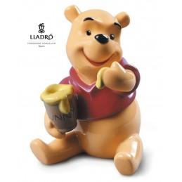 Lladrò Winnie the Pooh Figurine 01009115