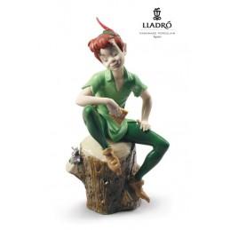 Lladrò Peter Pan Figurine 01009328