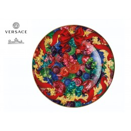 Versace Rosenthal Reflections of Holidays Christmas Plate 18 cm 2018