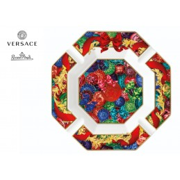 Versace Rosenthal Reflections of Holidays Ashtray 24 cm