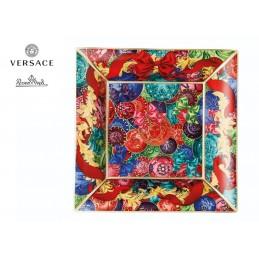 Versace Rosenthal Reflections of Holidays Dish-Centerprice 28 cm
