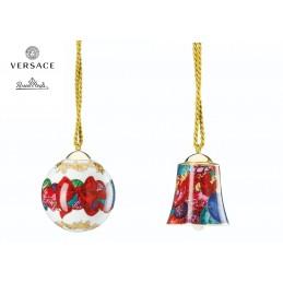 Versace Reflections of Holidays Set Sfera e Campanella 2018