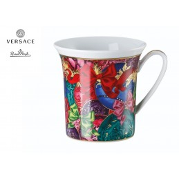 Versace Reflections of Holidays Mug con Manico 0.35 l
