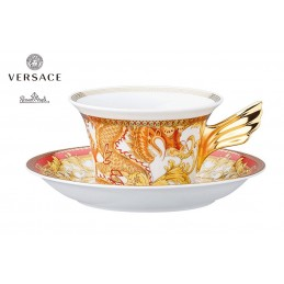 Versace Asian Dream Tazza Te - 2 Pz - 25 Anni