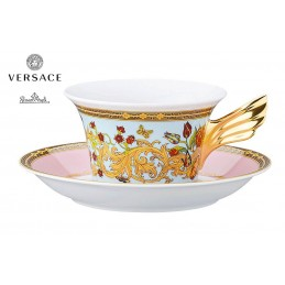 Versace Tea Cup Le Jardin de Versace 25th Anniversary