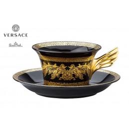 Versace Gold Baroque Tazza Te - 2 Pz - 25 Anni