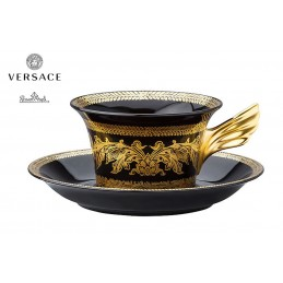 Versace Tea Cup Gold Baroque 25th Anniversary