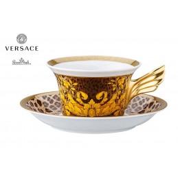 Versace Tea Cup Wild Floralia 25th Anniversary