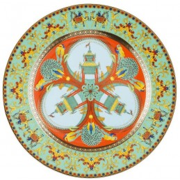 Versace Dinner Plate 22 cm Marco Polo 25th Anniversary