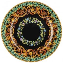 Versace Dinner Plate 22 cm Gold Ivy 25th Anniversary
