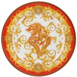 Versace Dinner Plate 22 cm Asian Dream 25th Anniversary
