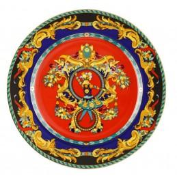 Versace Plate 22 cm Le Roi Soleil 25th Anniversary