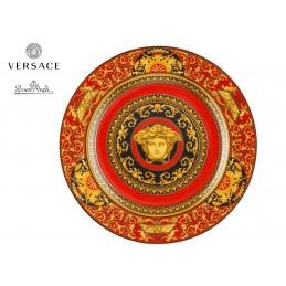 Versace Plate 22 cm Medusa 25th Anniversary