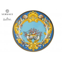 Versace Piatto 22 cm Les Tresors de la Mer - 25 Anni