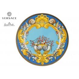 Versace Plate 22 cm Les Tresors de la Mer 25th Anniversary
