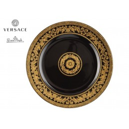 Versace Plate 22 cm Gold Baroque 25th Anniversary