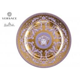 Versace Plate 22 cm Le Grand Divertissement Gold 25th Anniversary