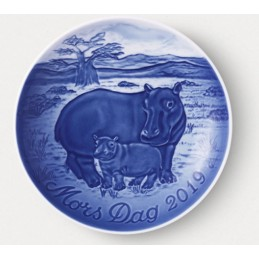 Bing & Grondahl Mother´s day Plate 15 cm 2019