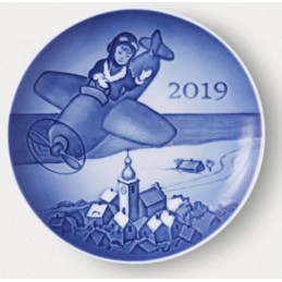 Bing & Grondahl Children´s day Plate 13 cm 2019