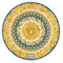 Versace Medusa Rhapsody Blue Piatto Segnaposto 33 cm