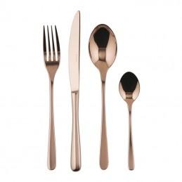 Sambonet Taste PVD Copper Servizio Posate 24 Pz