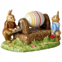 Villeroy & Boch Bunny Tales figurine Egg Painting Machine