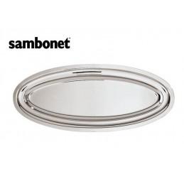 Sambonet Elite Fish Dish 55 x 23 cm Stainless Steel 56045-55