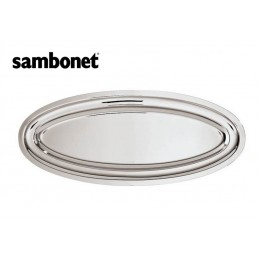 Sambonet Elite Piatto Pesce 65 x 27 cm 56045-65 Acciaio Inox