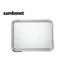 Sambonet Elite Vassoio Rettangolare 40 x 26 cm 56020-40 Inox