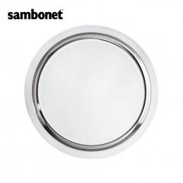 Sambonet Elite Vassoio Tondo 35 cm 56026-35 Acciaio Inox