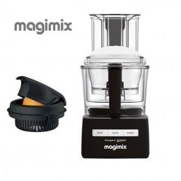 Magimix Compact 3200 XL Robot Multifunzionale Nero con Spremiagrumi