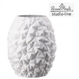Rosenthal Phi Snow Vase 25 cm