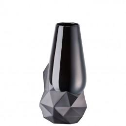Rosenthal Geode Vaso 27 cm Nero