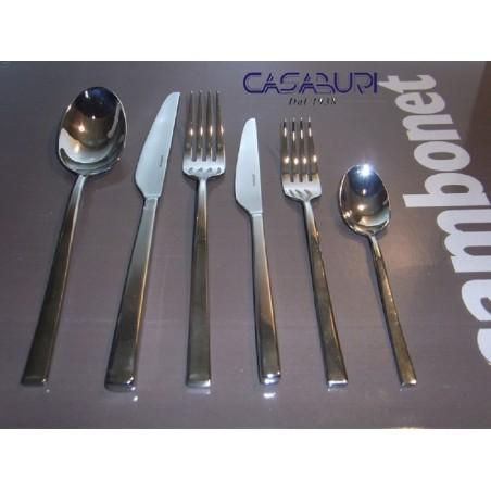 Sambonet Linea Q Servizio Posate 72 Pz monoblocco 52530-79