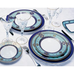 Bernardaud Grace Dinnerware Set 18 Pcs Limoges Porcelain