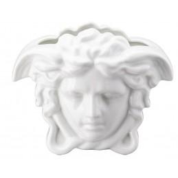 Versace Rosenthal Medusa Grande Vase 15 cm White
