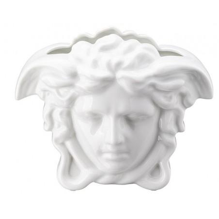 Versace Medusa Grande Vaso 15 cm Bianco
