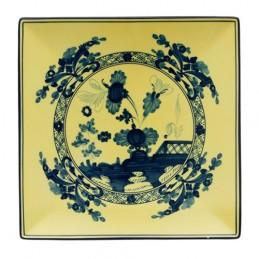Richard Ginori Oriente Italiano Citrino Vide Poche Plate 26 cm -10 In