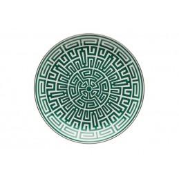 Richard Ginori Labirinto Smeraldo Centerprice Plate 31 cm -12 1/4 In