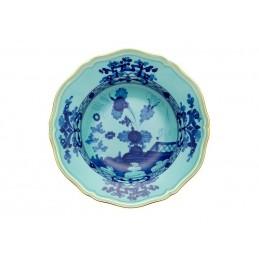 Richard Ginori Oriente Italiano Iris Soup Plate 24 cm 9 1 / 2 In