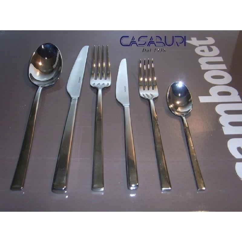 Sambonet Linea Q Servizio Posate 36 Pz monoblocco 52530-83