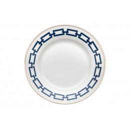Richard Ginori Catene Zaffiro Dessert Plate 22 cm - 7 3/ 4 In