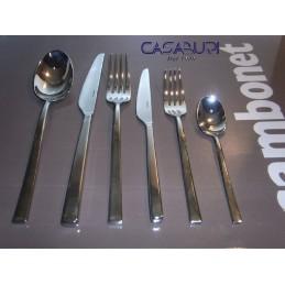 Sambonet Linea Q Servizio Posate 24 Pz monoblocco 52530-81