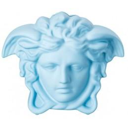 Versace Rosenthal Break the Bank Money-Box Blue 18x12 cm H. 14, 5 cm