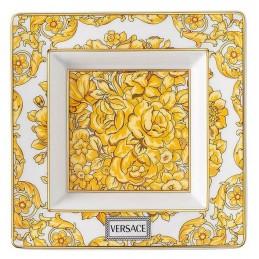 Versace Rosenthal Medusa Rhapsody Dish 14 cm