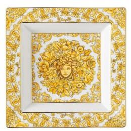Versace Rosenthal Medusa Rhapsody Dish 22 cm