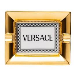 Versace Rosenthal Medusa Rhapsody Ashtray 13 cm